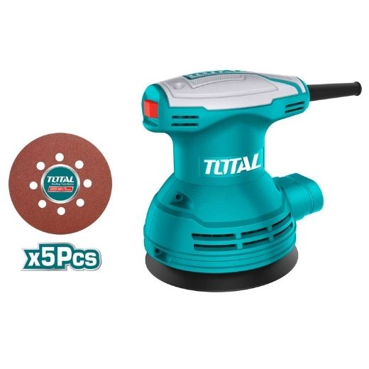 Total Rotary Sander 125mm