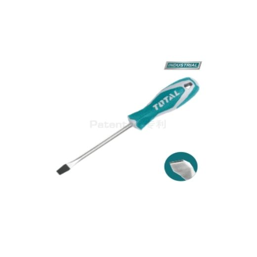 Total Slotted Screwdriver THT2146