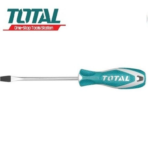 Total Slotted Screwdriver THT2166