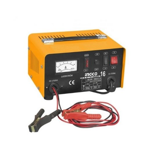 INGCO Battery Charger ING-CB1601