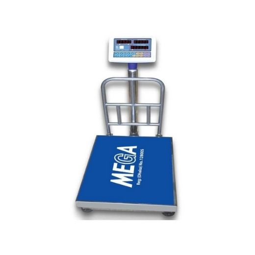 Mega Scale Stainless-Body 200KG