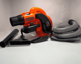 Benyu BY7002 Air Blower Vacuum Cleaner - 800 Watt Malamal.xyz-min