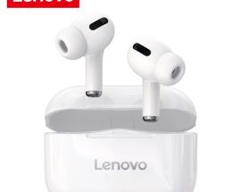 Lenovo LivePods LP1S TWS Bluetooth Earbuds introvaly Online shop Bd